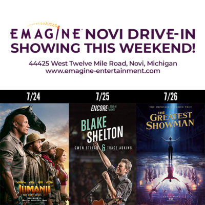 Emagine Theater Drive In!