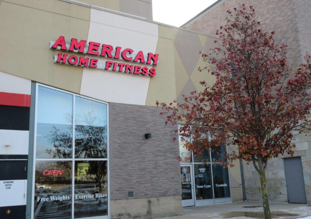 Featured Shop Image - American Home Fitness