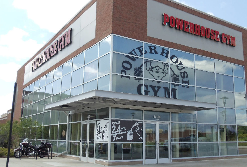 Featured Shop Image - Powerhouse Gym