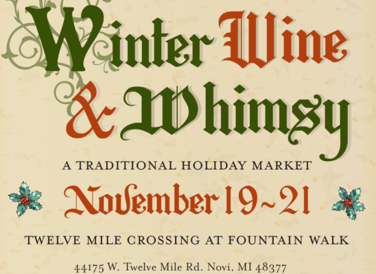 The Winter Wine & Whimsy Countdown is on!!!